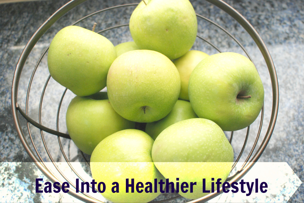 Ease Into a Healthier Lifestyle