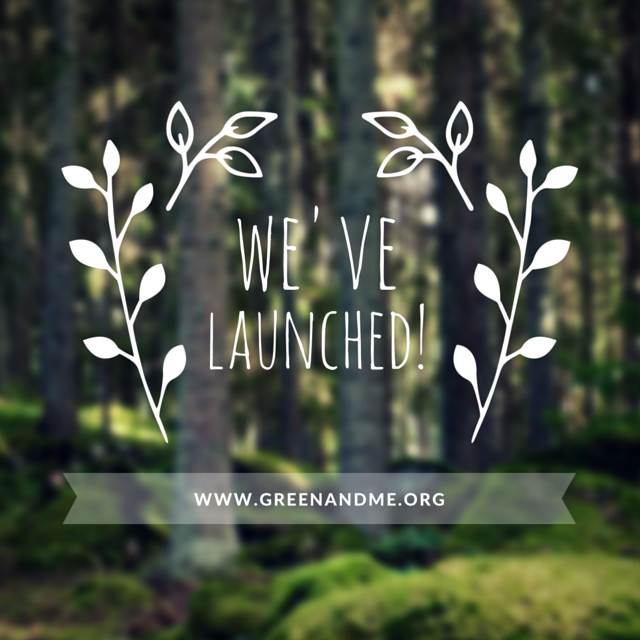 Greenandme.org directory launch