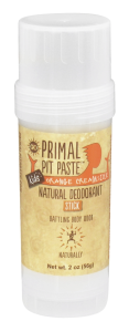 Primal Pit Paste Stick Natural Deodorant Lavender